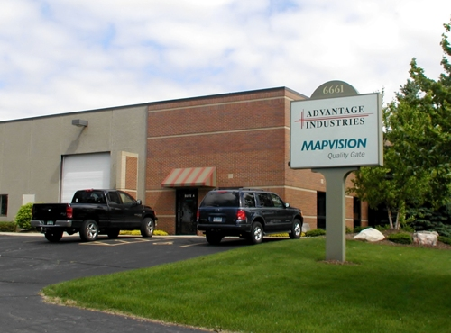 Advantage Industries 6661 Roger Drive