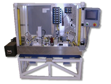 Aluminum/Steel Fully-Automated Variable Check Fixture