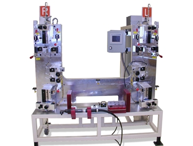 Semi-Automated Assembly Machine and Test Fixture