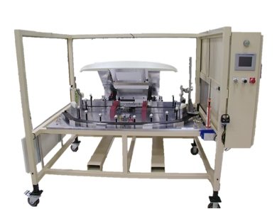 Automated Molding Applicator Machine